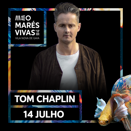 Cartaz MV Tom Chaplin