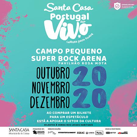 SANTA CASA PORTUGAL AO VIVO